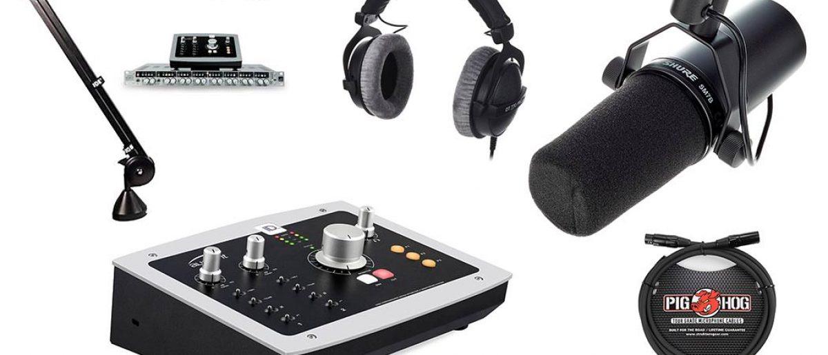 pro podcaster kit